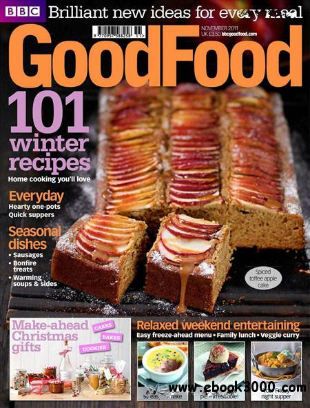 BBC Good Food - November 2011 / United Kingdom free download
