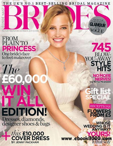 Brides - November/December 2011 free download