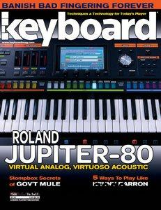 Keyboard Magazine - October 2011 free download