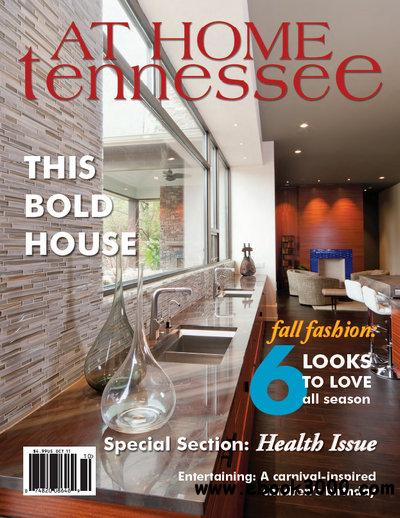 At Home Tennessee - October 2011 free download