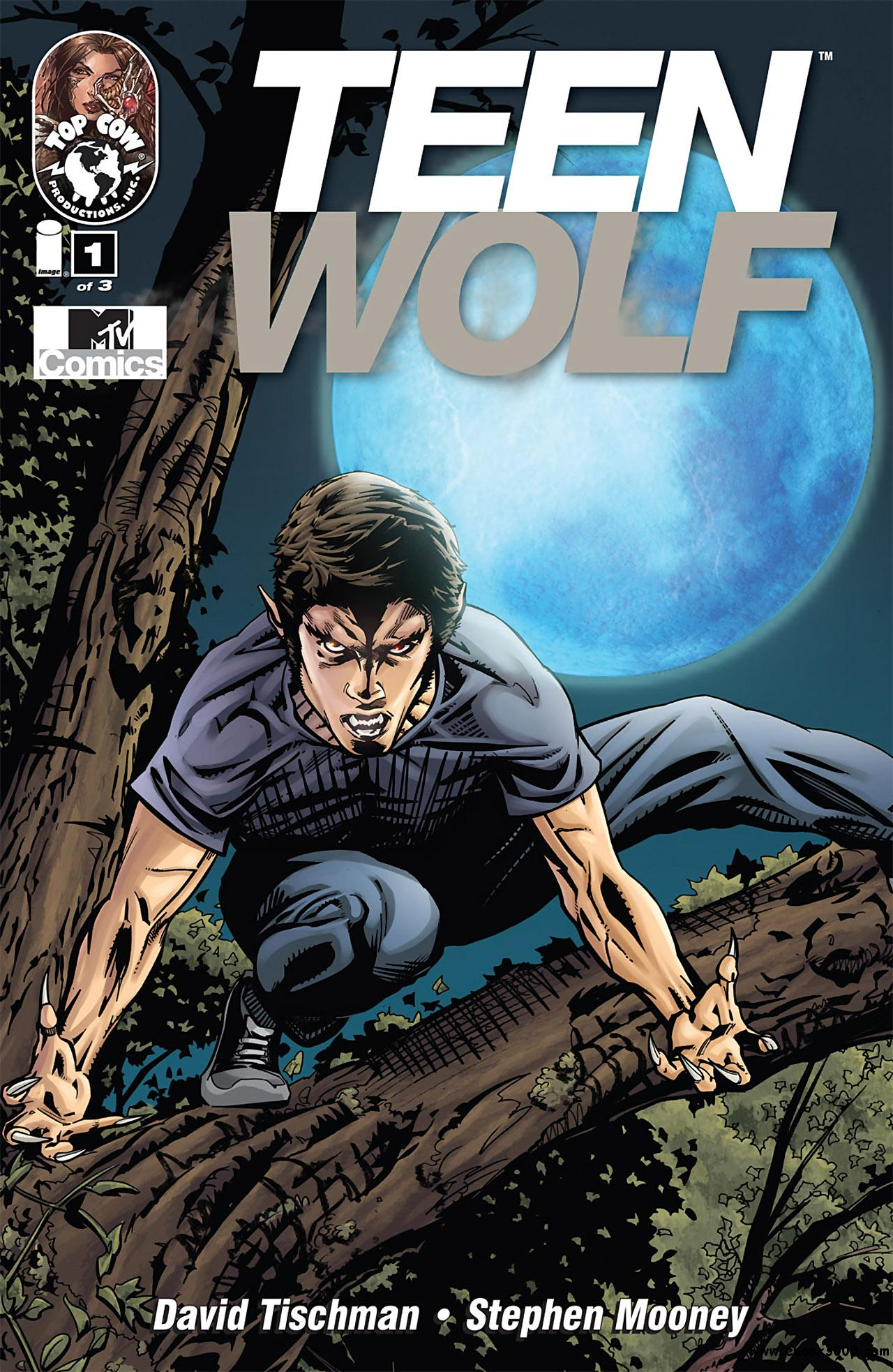Teen Wolf #1 (2011) free download