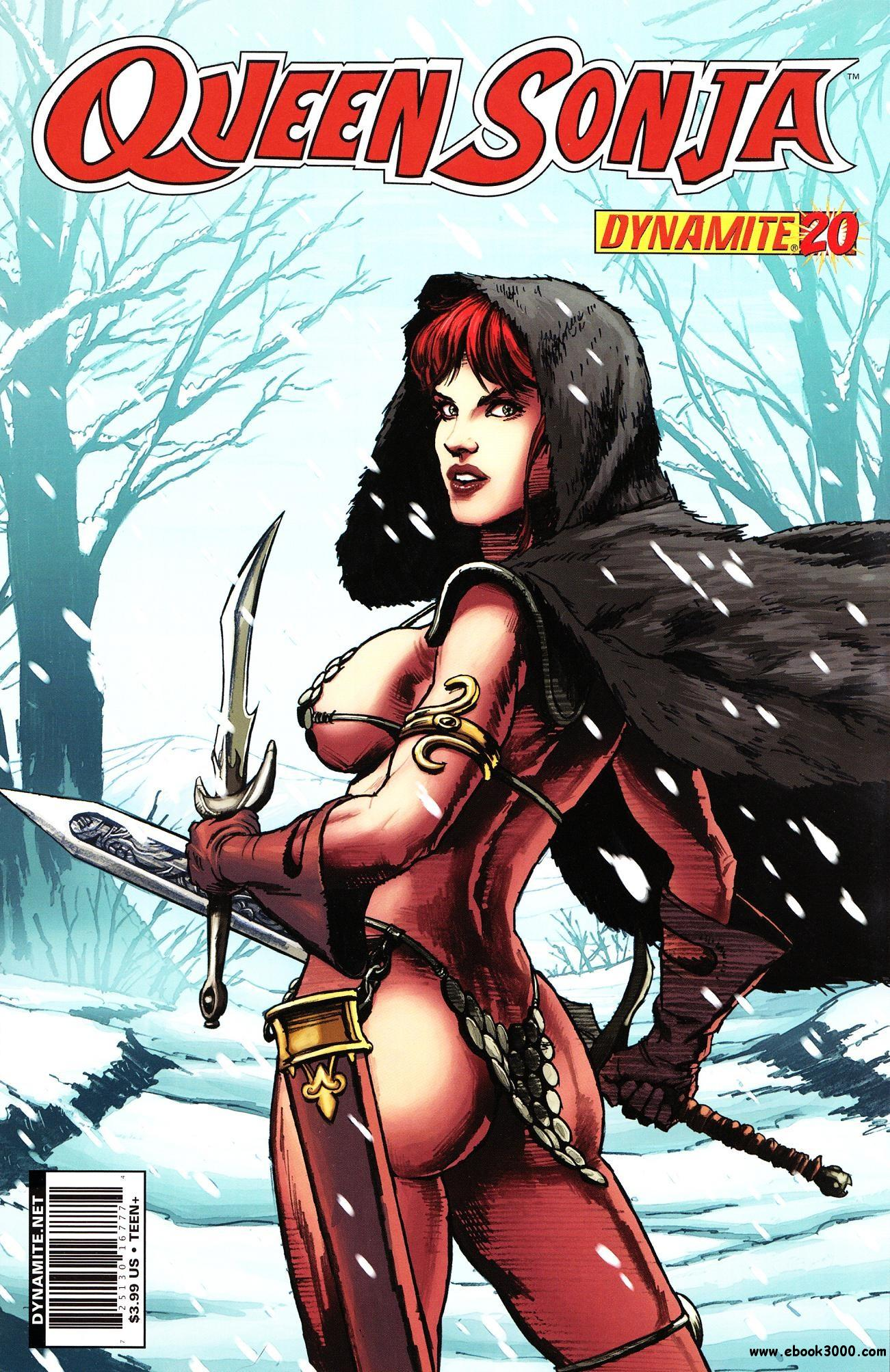 Queen Sonja #20 (2011) free download