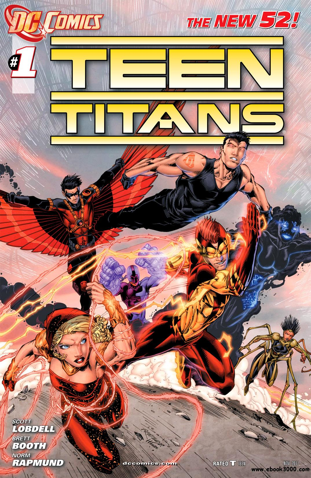 Teen Titans #1 (2011) free download