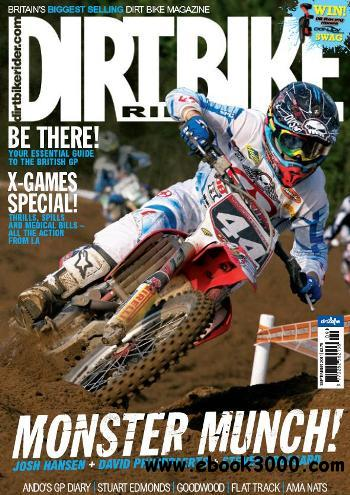 Dirt Bike Rider Magazine September 2011 download dree