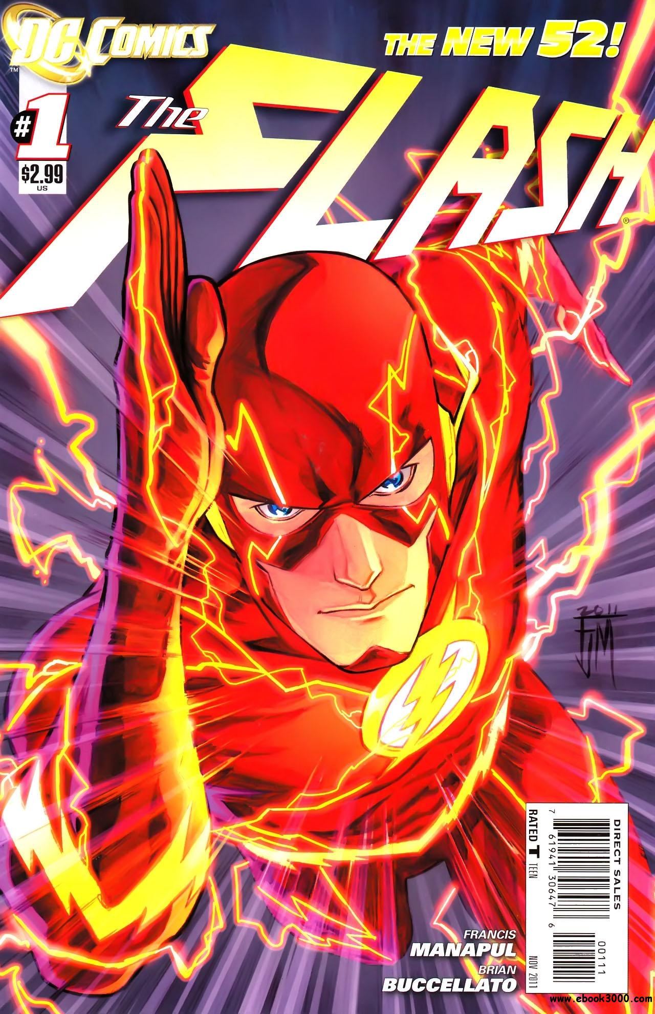 The Flash #1 (2011) free download