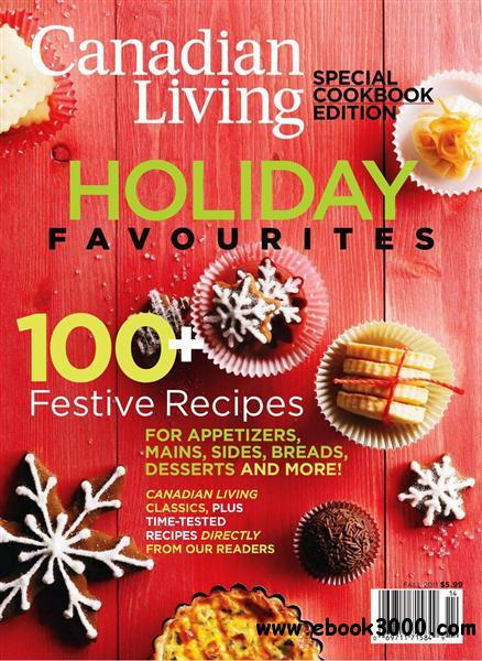 Canadian Living - Holiday Favourites 2011 free download