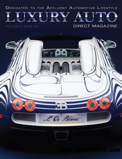 Luxury Auto Direct Volume 5 Issue 30 2011 free download