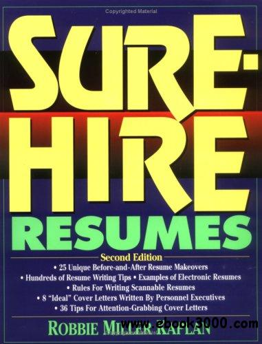 Sure-Hire Resumes free download
