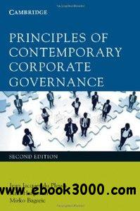 Principles of Contemporary Corporate Governance, 2 edition free download