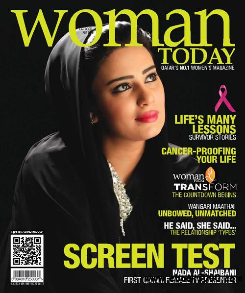 Woman Today - October 2011 free download