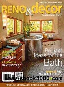 Reno & Decor - October/November 2011 free download