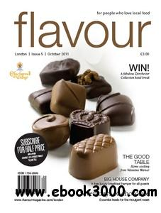 Flavour Magazine London - October 2011 free download