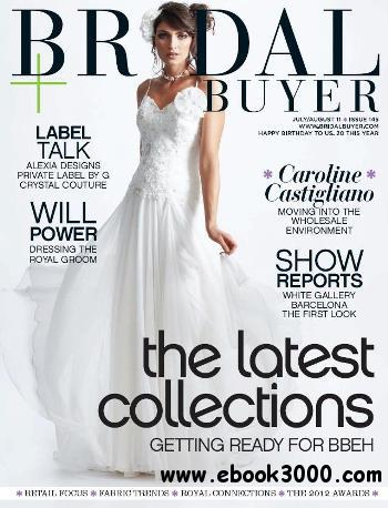 Bridal Buyer Magazine - July/August 2011 free download