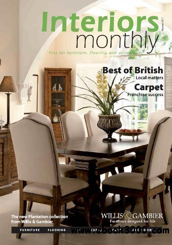 Interiors Monthly - October 2011 free download