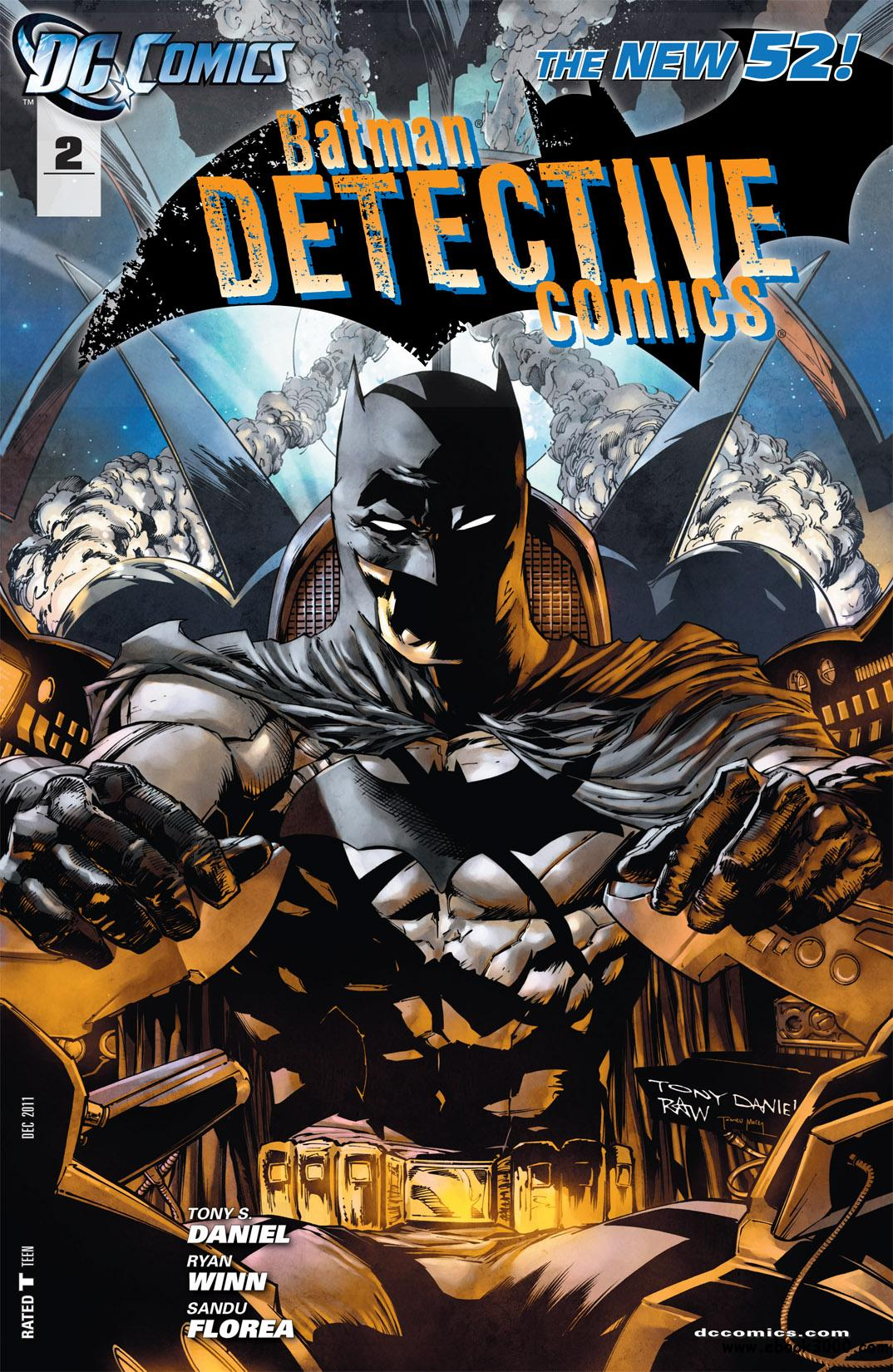 Detective Comics #2 (2011) free download
