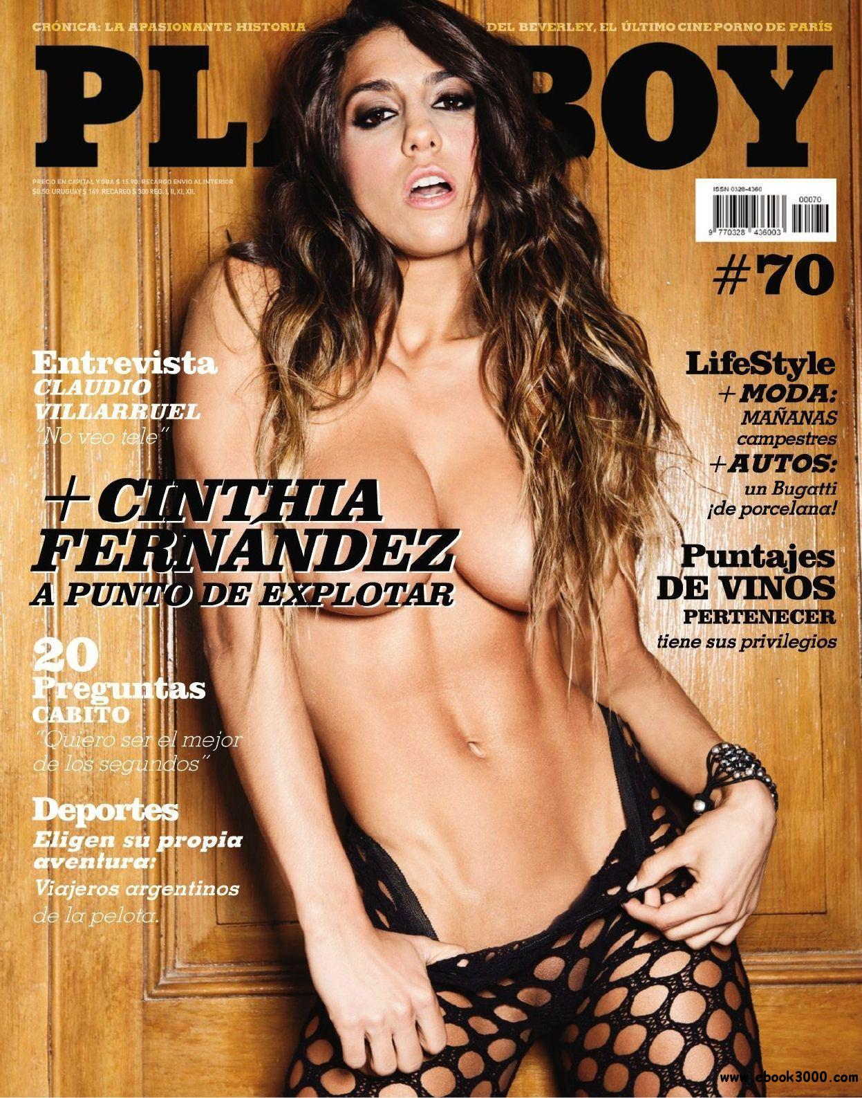 Playboy Argentina - October 2011 free download