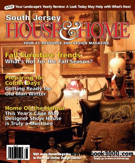 South Jersey House & Home Magazine September 2011 free download