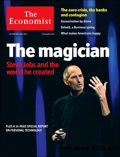The Economist Audio Edition - October 8th 2011 free download