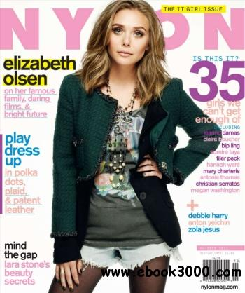Nylon - October 2011 free download