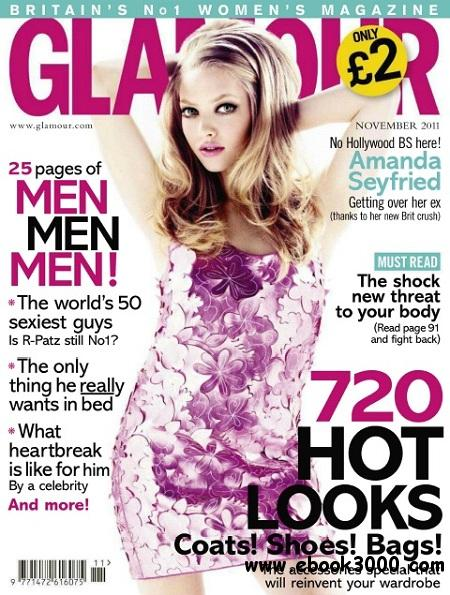 Glamour - November 2011 free download