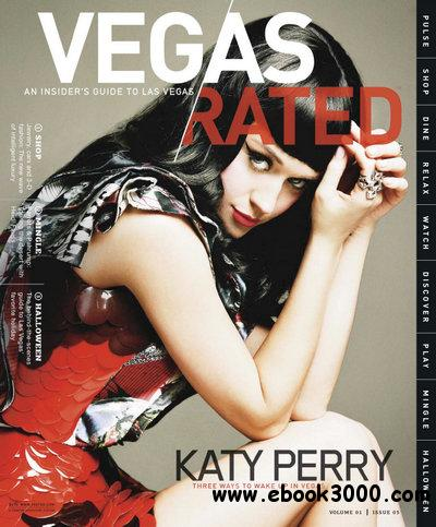 Vegas/Rated Volume 1 Issue 3 2011 free download