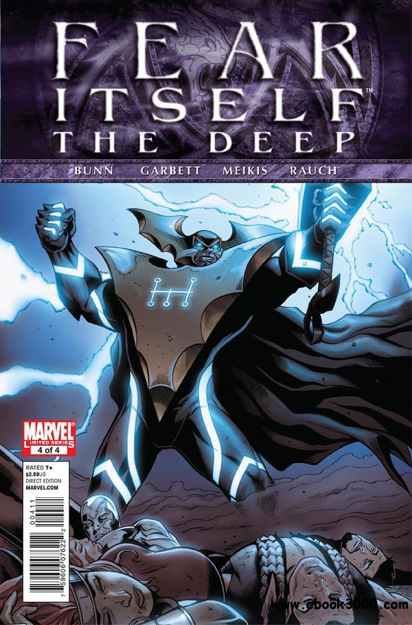 Fear Itself: The Deep #4 (of 4) (2011) free download