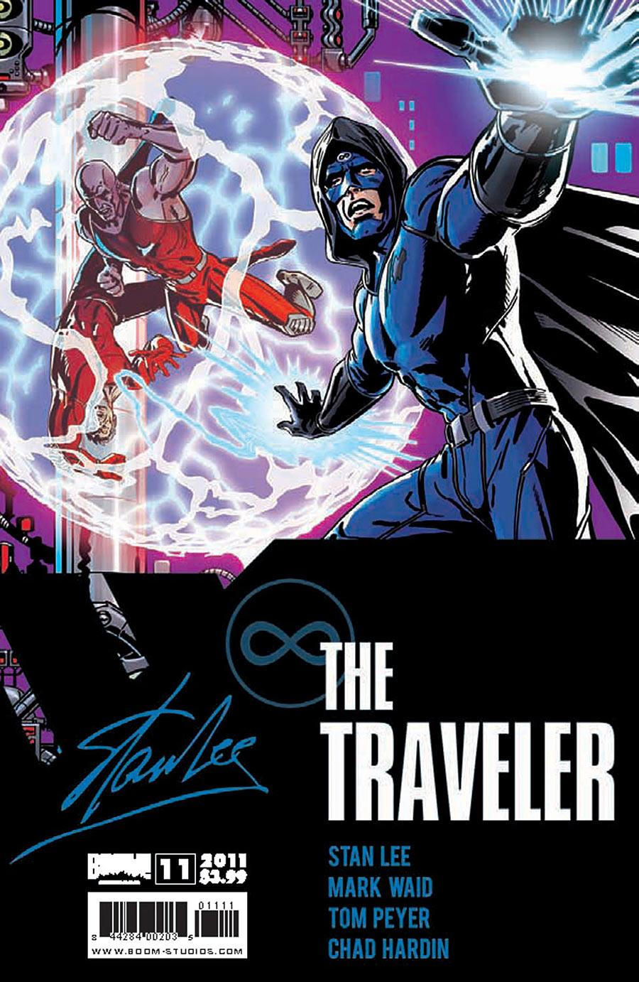 Stan Lee's The Traveler #11 (2011) free download