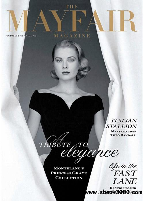 The Mayfair Magazine October 2013 Free Download Links