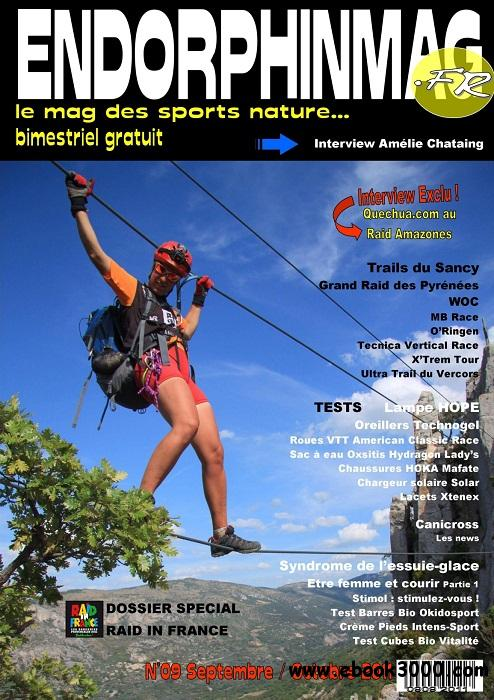 Endorphinmag - Septembre/Octobre 2011 free download