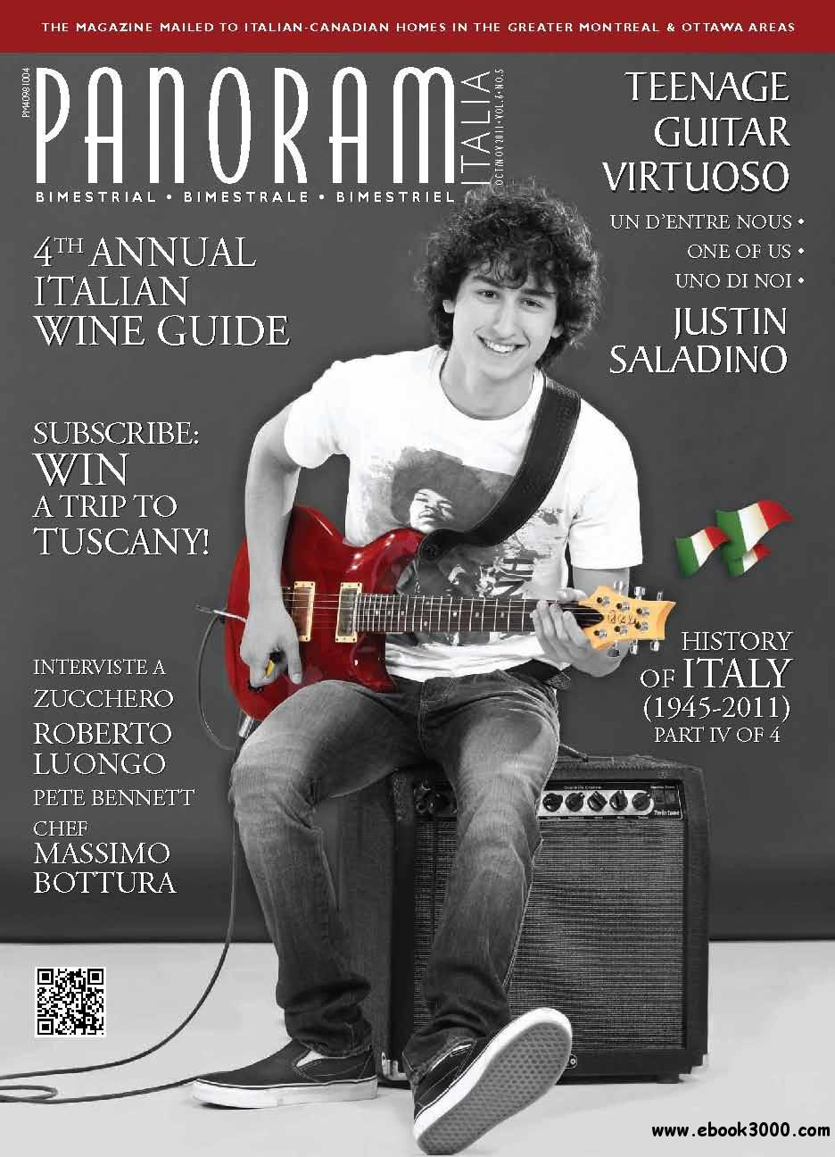 Panoram Italia No.5 October/November 2011 free download