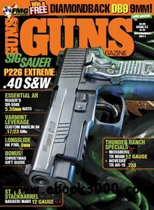 Guns Magazine - December 2011 free download