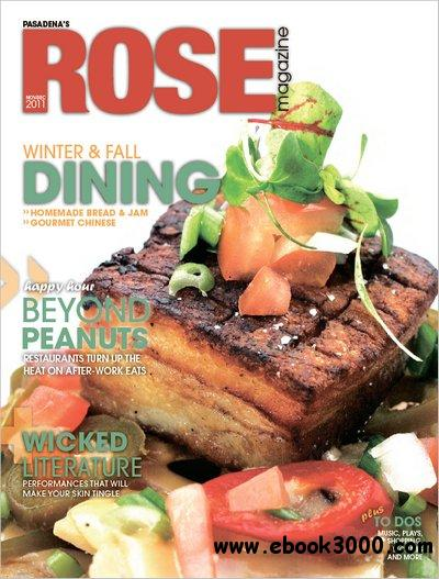 Rose Magazine - November/December 2011 free download
