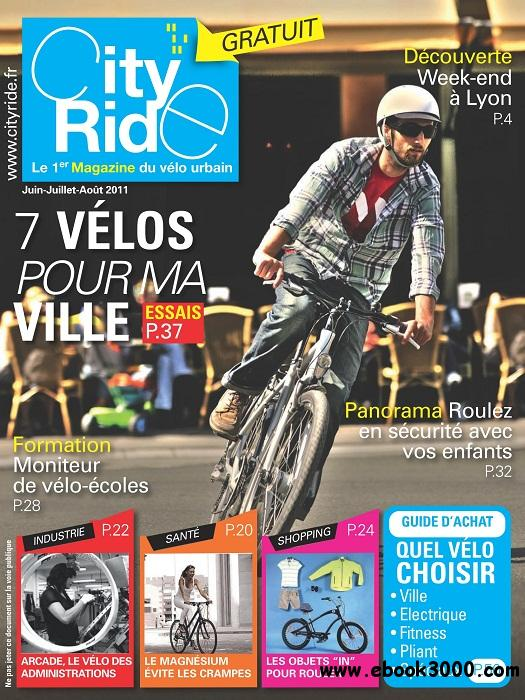 City Ride - Juin/Aout 2011 free download