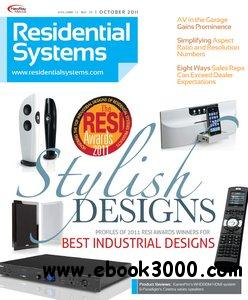 Residential Systems - October 2011 free download