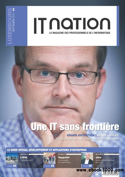 IT Nation - Septembre 2011 free download
