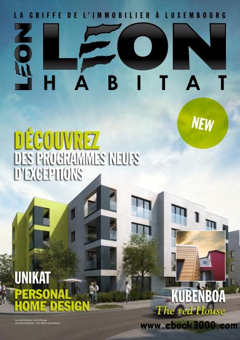 Leon Habitat - Octobre 2011 free download