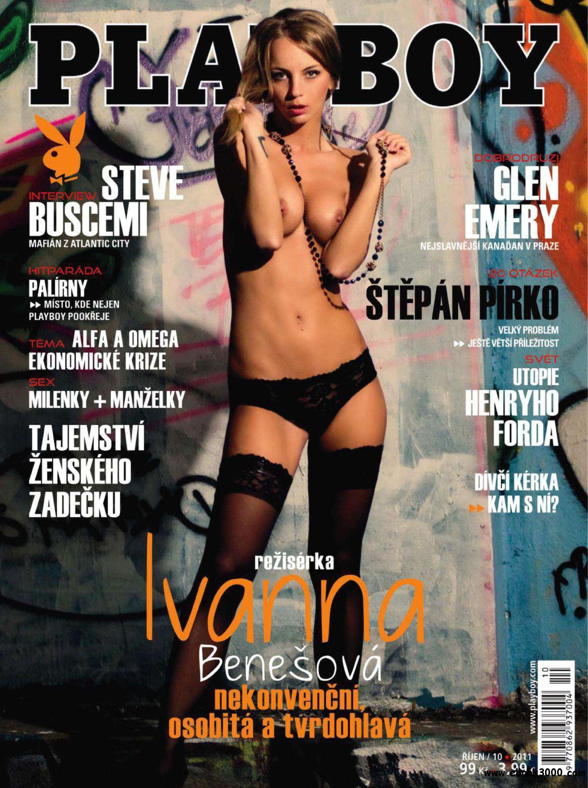 Playboy Czech - October 2011 free download