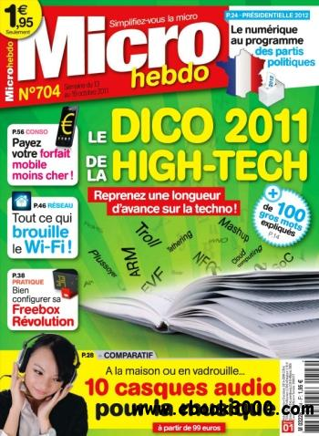 Micro Hebdo - 13 Octobre 2011 free download