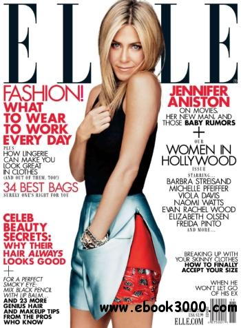 Elle USA - November 2011 free download