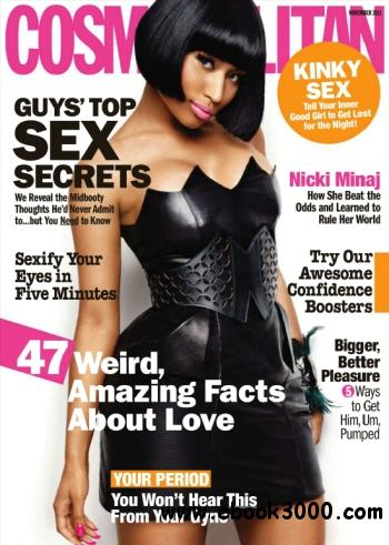 Cosmopolitan USA - November 2011 free download