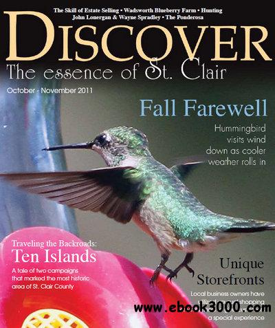 Discover The Essence of St. Clair - October/November 2011 free download