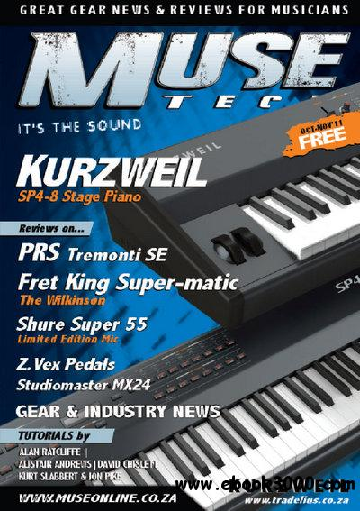 Muse Tech - October/November 2011 free download