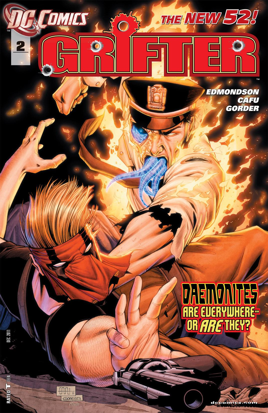Grifter #2 (2011) free download
