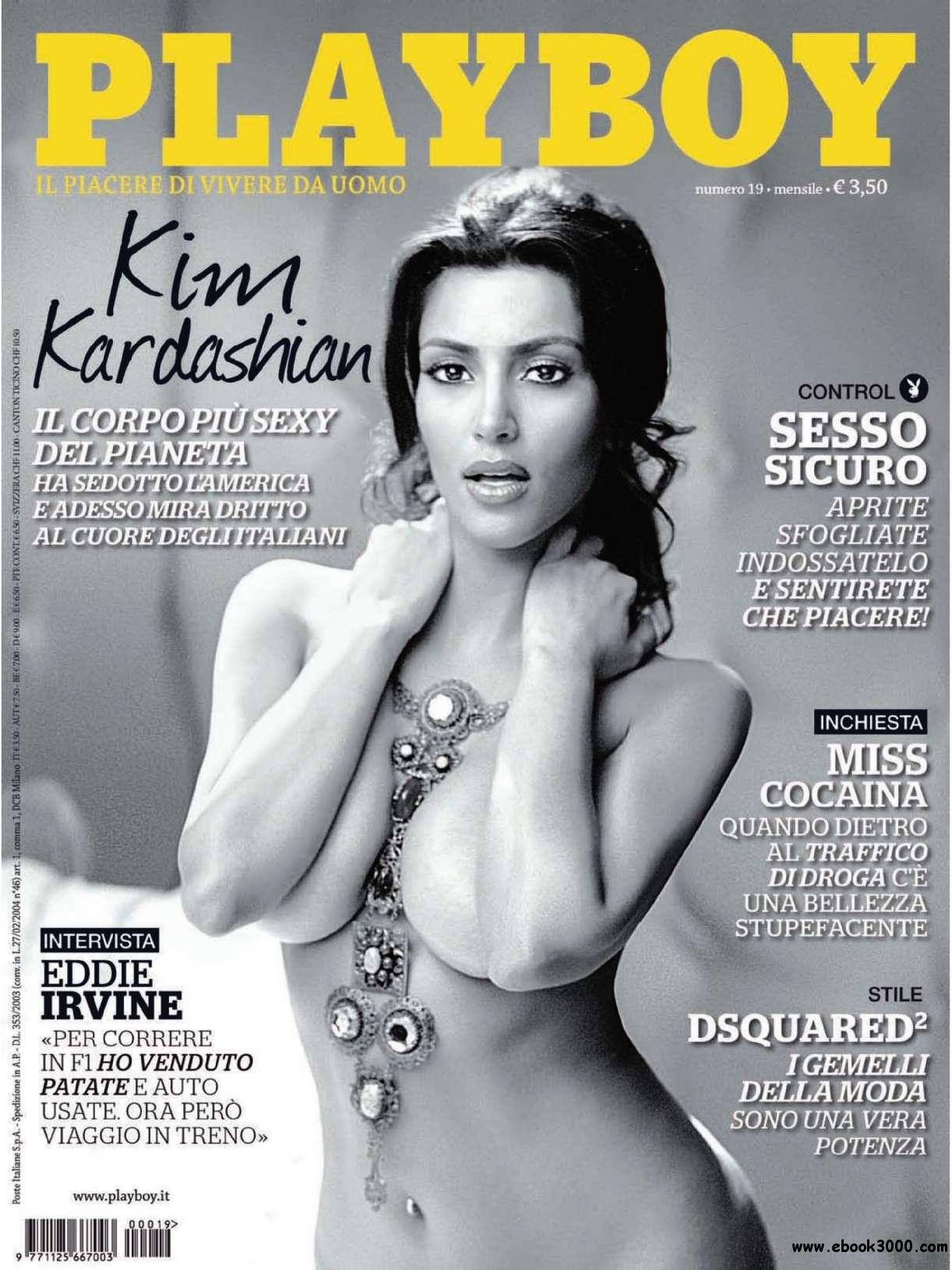 Playboy Italy - October 2010 free download