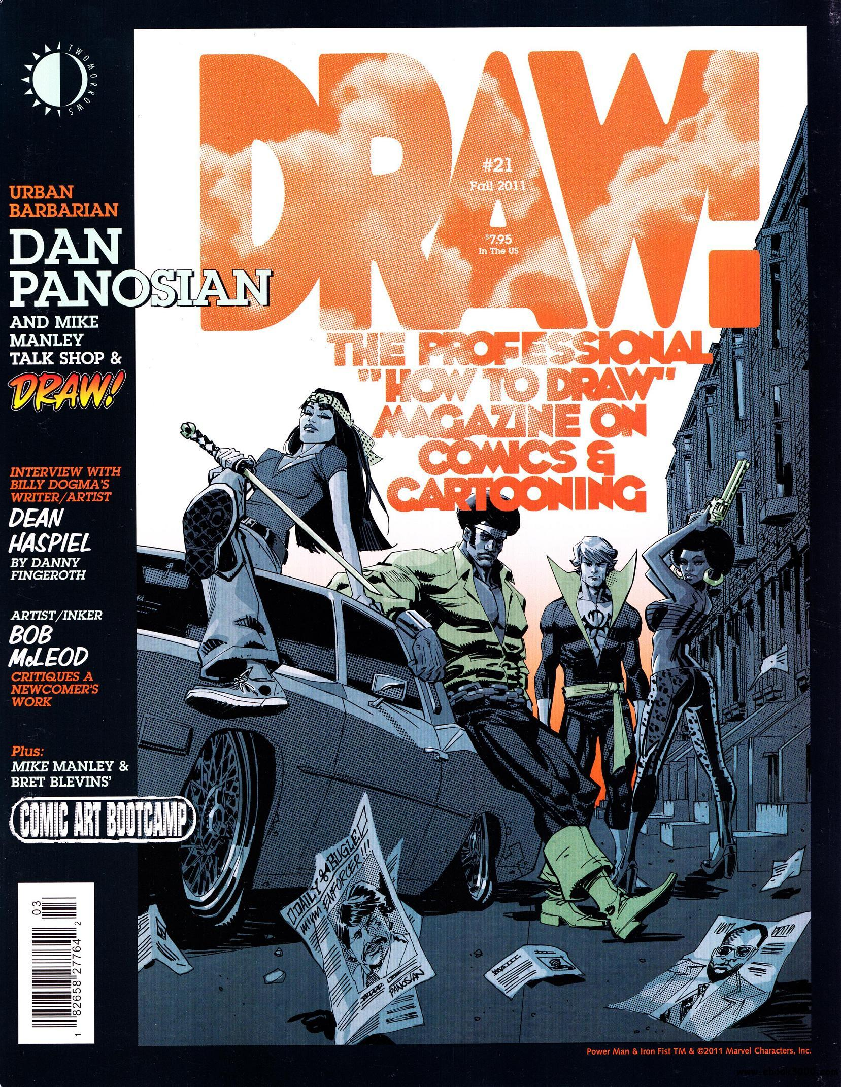 Draw #21 (2011) free download