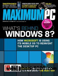 Maximum PC - October 2011 free download