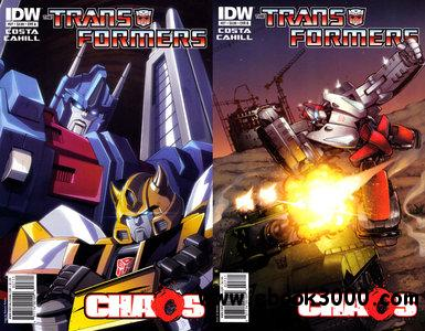 Transformers v2 #27 (2011) free download