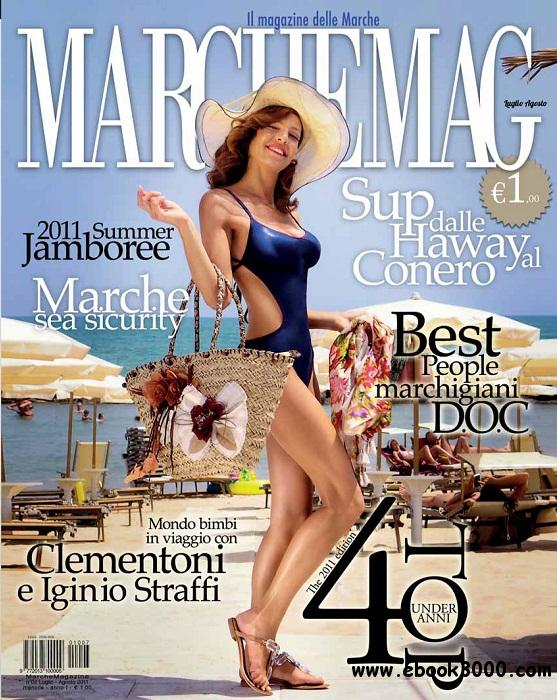 Marchemag - Luglio/Agosto 2011 free download