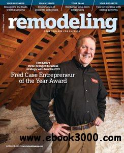 Remodeling Magazine - October 2011 free download