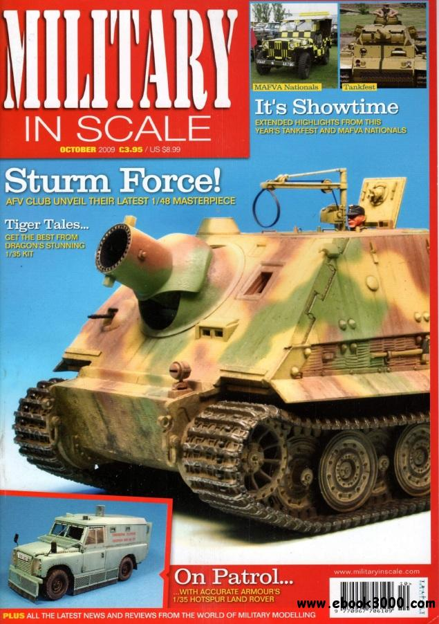 Military in Scale - October 2009 free download